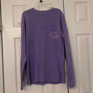 long sleeve ivory ella tee shirt